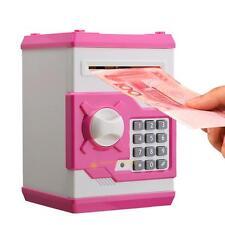 Password Code Piggy Bank Money Saving Box Coin Paper money Saver Gift for Child