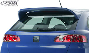 RDX-Heckspoiler-Seat-Ibiza-6L-incl-FR-Cupra-Dach-Spoiler-Heck-Fluegel-Tuning