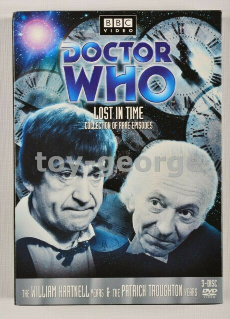 Region 1 - Doctor Who - Lost In Time - Boxed Set - 3 DVD