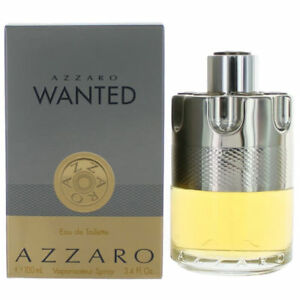 Azzaro-Wanted-Cologne-by-Azzaro-3-4-oz-EDT-Spray-for-Men-NEW