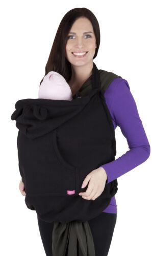 Mija// Maternity fleece warm Baby Universal Windproof Carrier Cover 4022