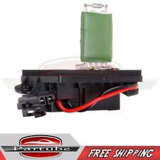 New HVAC Blower Motor Regulator Resistor For Chevy GMC 89019089 973-004 RU371T