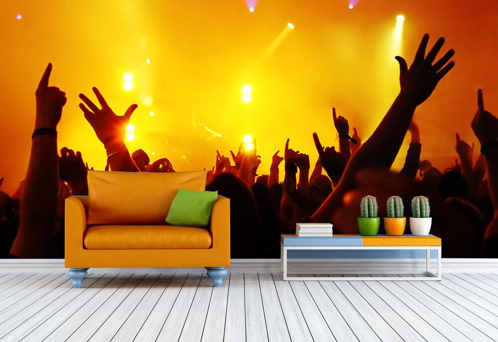 3D Tanzende Menschen 67 Tapete Tapeten Mauer Foto Familie Tapete Wandgemälde