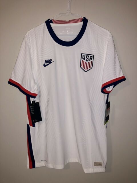 Nike Men's Vaporknit USA Soccer 2020/21 Home Jersey CD0592-100