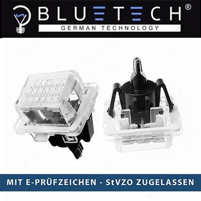 Kennzeichenleuchte Kennzeichenbeleuchtung aus Kunststoff in 2 Größen