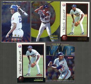 1997-2000-LOT-OF-5-INSERT-CARDS-OF-V-GUERRERO-MINT-006