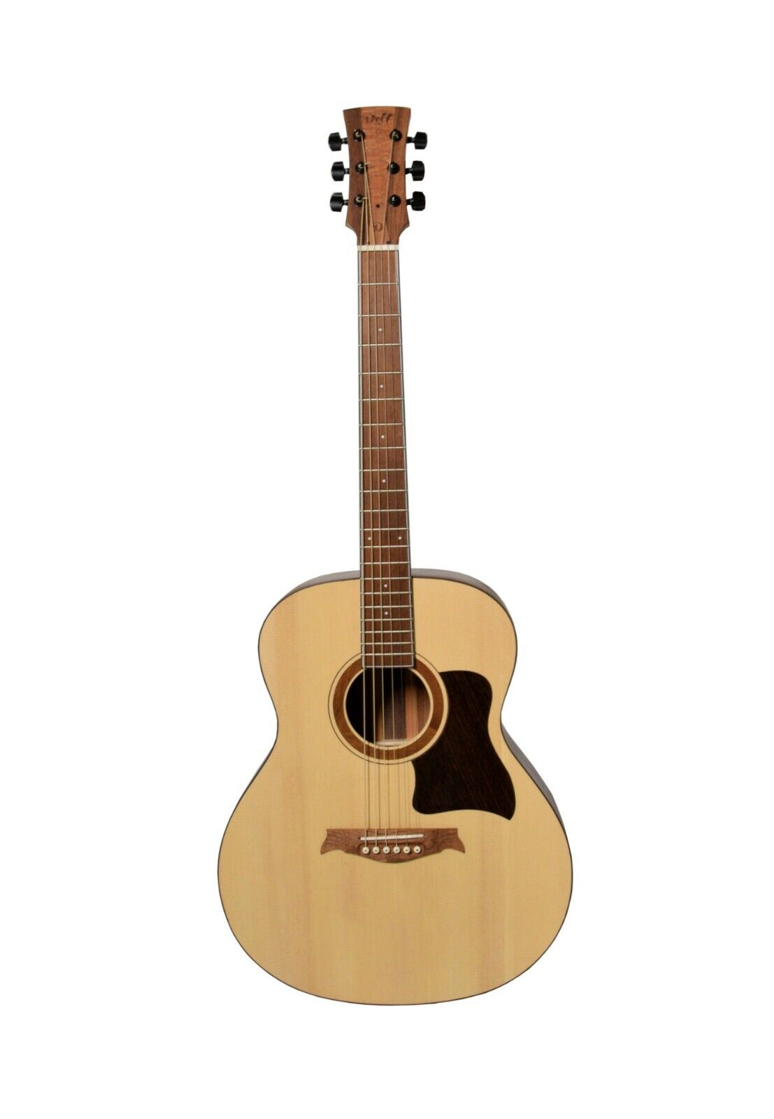 New All Solid Acoustic Guitar Grand Orchestra   Doff 025