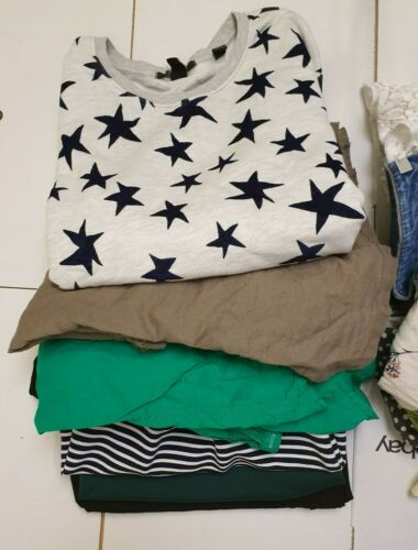 Second Hand Kleidung Bekleidungspaket  Damen Gr 34-56   7-10 Teile FSM-G-2020