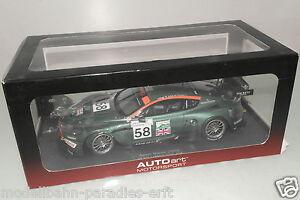 AUTOart-1-18-80506-Aston-Martin-DBR9-24-HRS-58-Le-Mans-2005-OVP-EH3141