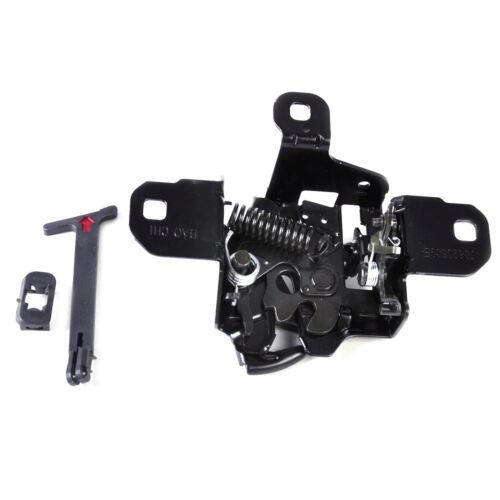 1 of 1 - Hood Lock Latch Release Pull Rod Handle Fit Volkswagen VW Golf Jetta 1J0823509E