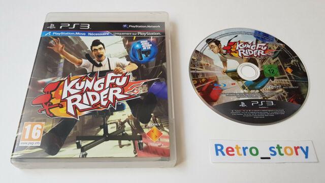 Sony Playstation PS3 - Kung Fu Rider - PAL