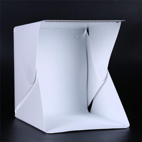 Photo Photography Studio Lighting Portable LED Light Room Tent Kit Box VQ