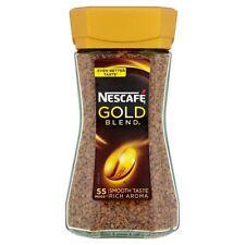 Nescafe Gold Blend Instant Coffee - 100g (3.53 oz x 1)