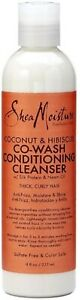 Shea-Moisture-Coconut-amp-Hibiscus-Co-Wash-Conditioning-Cleanser-8-oz