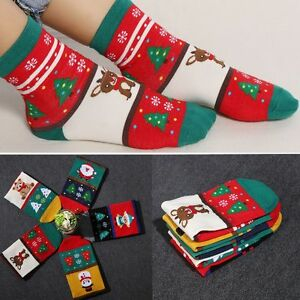 image is loading men causal xmas gifts multi color winter warm - Christmas Socks For Men