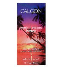 Calgon Tropical Dream Intense Eau De Parfum 1.5 oz Body Spray