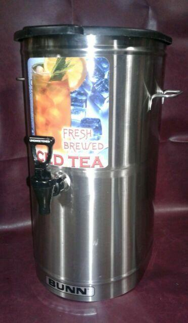 Iced Tea Dispenser 4 Gallon Capacity