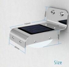 16LED Solar Power Motion Outdoor Waterproof Light Sensor Garden Security Lamp