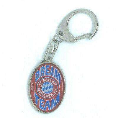 FC Bayern M/ünchen Metall Schl/üsselanh/änger mit Club Wappen