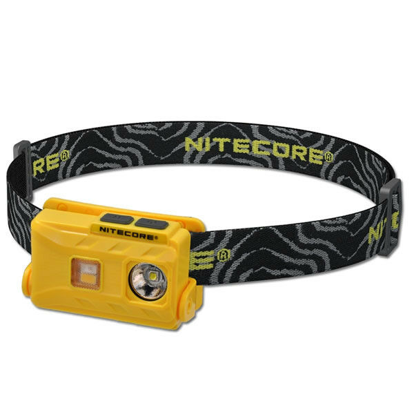 NITECORE NU25  360Lm Triple Output Rechargeable Headlamp (Yellow)  online-shop