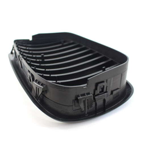 Matte Black M-Color Front Kidney Grille for BMW E39 5 Series 97-03 525d//525i