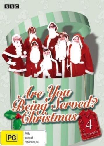 1 of 1 - Are You Being Served? - Christmas Special (DVD) Region 4 - Good Condition