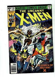 Uncanny-X-Men-126-FN-6-0-Cyclops-Wolverine-Phoenix-Storm-Nightcrawler