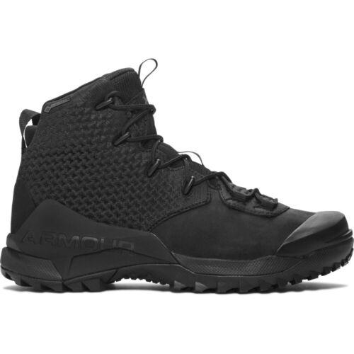 Black Waterproof Under Armour 1276598 Mens UA Infil Hike GORE-TEX Hiking Boots