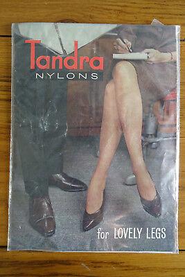 Disinteressato Vintage Tandra Completamente Fashioned Calze 9-5 Miele-mostra Il Titolo Originale