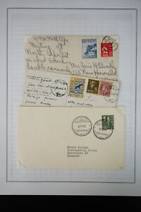 Norway-1900-039-s-Stamp-Collection