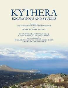Kythera-Excavations-and-Studies-Paperback-by-Coldstream-J-N-Huxley-Geor