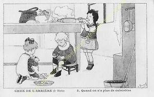 CPA Illustrator Maryel Circa 1914 1918 Series 4 n5