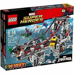 Pont ultime Battle Neu Ovp Lego ® 76057 Marvel Super Heros Ultimate Sealed