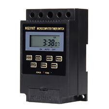 KG316T Digitale LCD Micro Computer Timer Interruttore Programmabile Controllore