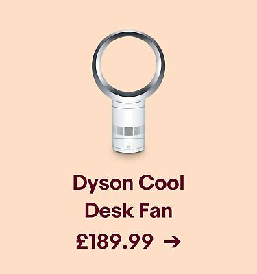 Dyson Cool Desk Fan £189.99