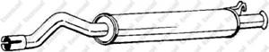 Mittelschalldämpfer für Abgasanlage BOSAL 105-159