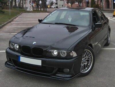 BMW E39 M5 >> For Bmw E39 M5 Hm Style Front Bumper Splitter Addon Apron Valance Lip Spoiler Ebay