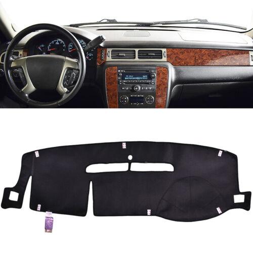 Dashboard Cover Dashmat Dash Mat For Chevrolet Avalanche Silverado 1500 07-13