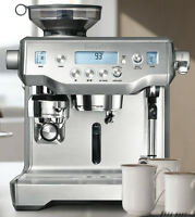 Breville the Oracle 11 Cups Espresso Machine - Stainless