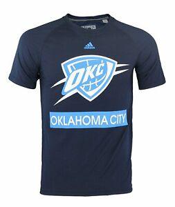 d2c9c264c7b Image is loading Adidas-NBA-Men-039-s-Oklahoma-City-Thunder-