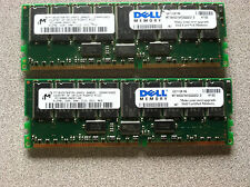 1GB (2x512MB) DDR200 PC1600R ECC Registered server memory RAM