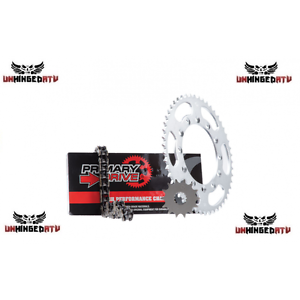 Kawasaki KFX 400 2003–2006 Primary Drive Steel Kit /& X-Ring Chain Fits