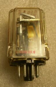 KCP-11-2500-DPDT-120-Volt-2-Amp-Latching-Relay-NEW-Potter-amp-Brumfield