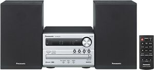 Panasonic-SC-PM250EG-S-micro-Usine-lt-20cm-de-large-Argent