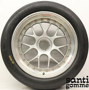 KIT-PIRELLI-4-CERCHI-PORSCHE-997-GT3-CUP-ORIGINALI-SILVER-0229066-BBS
