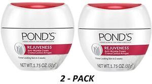 Pond-039-s-Rejuveness-Anti-Wrinkle-Cream-1-75-oz-2-Pack
