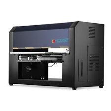 110v 3035 Uv Printer For Phone Case Glass Metal Wood Printing Uv Flatbed Printer