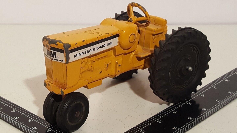 ERTL Minneapolis Moline JR LP 1 25 diecast farm tractor REPLICA DE COLLECTION