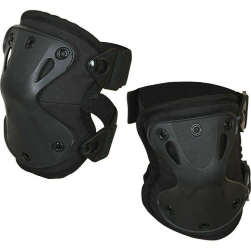 Russian Army Tactical Military Knee Pads X-FORM Fishing Black High Quality