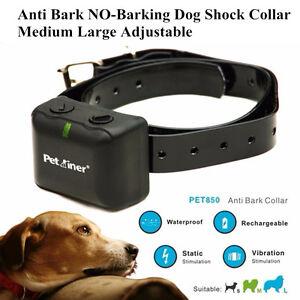 Dog Anti Barking Collars Reviews